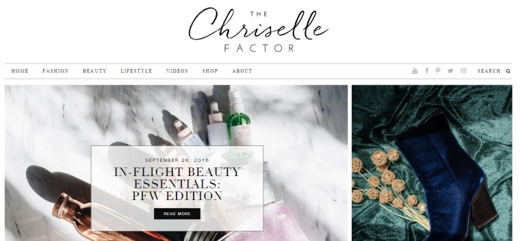 the-chriselle-factor