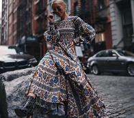 Mary Lawless Lee - Maxi Dress 11
