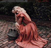 Mary Lawless Lee - Maxi Dress 18