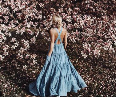 Mary Lawless Lee - Maxi Dress 25