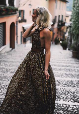 Mary Lawless Lee - Maxi Dress 4