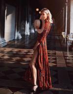 Mary Lawless Lee - Maxi Dress 5