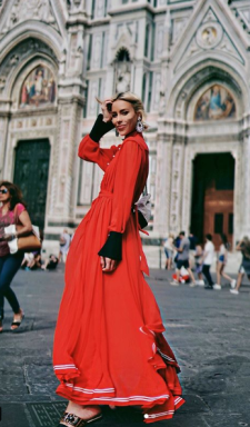 Mary Lawless Lee - Maxi Dress 7