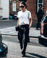 Victoria Beckham _ White Tee Shirt 12
