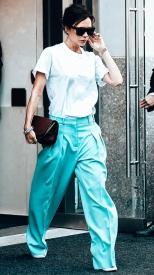 Victoria Beckham _ White Tee Shirt 7