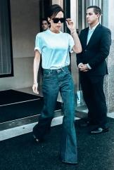 Victoria Beckham _ White Tee Shirt 8