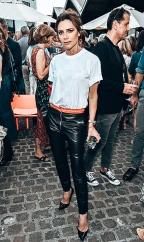 Victoria Beckham _ White Tee Shirt 9